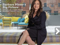 Barbara W. Moser featured in Super Lawyers Magazine